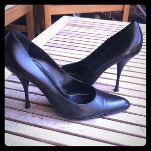 YSL sexy shoes